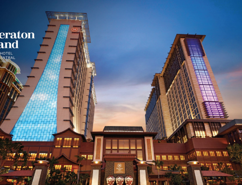 MEMBERSHIP BENEFIT: Exclusive Offers from Sheraton Grand Macao Hotel